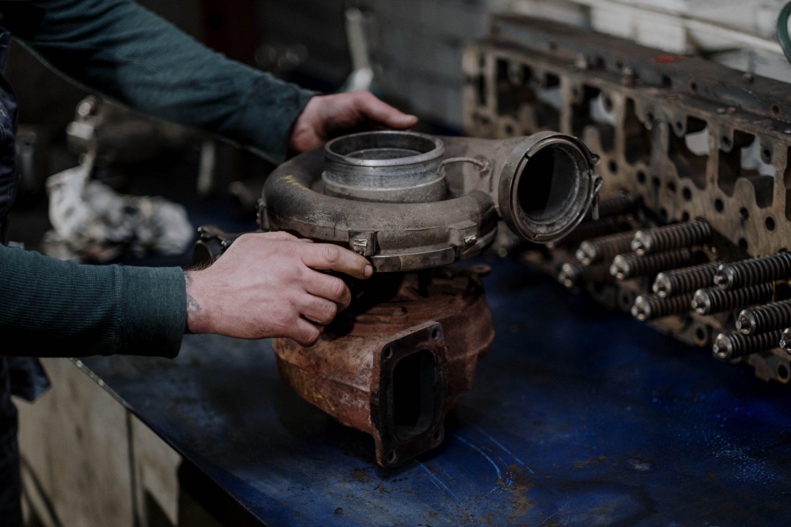 motor reparatie amsterdam